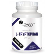L-Tryptophan 500 mg   100 kapsułek VEGE