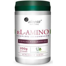 eL-AMINO Kompleks aminokwasów, proszek 200 g