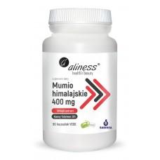 Mumio himalajskie - Shilajit extract -400mg - Mumio to istne panaceum, jego skuteczność została potwierdzona naukowo!