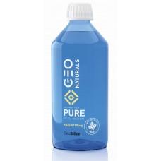GEONATURALS  PURE SILICA - Krzem 100 mg x 500 ml